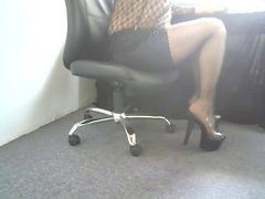 Upskirt Me In High Heels