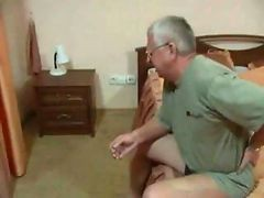 French Daughter Taboo Sex With Old Man From France