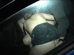 Hot Wife Picks Up A Stanger Fucks Him In The Car