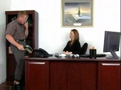 Sara Stone Fucking In The Office