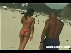 Anal In The Amazon Jaceline Duarte On The Beach 1